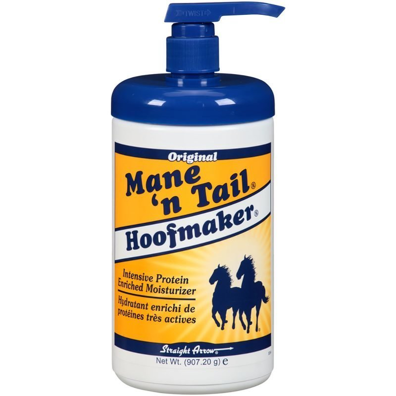 Mane N' Tail Hoofmaker kavion hoitoaine pumpulla 946 ml