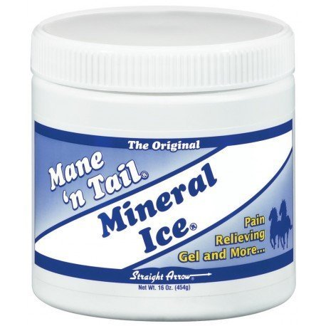 Mane N' Tail Mineral ICE kylmägeeli 473 ml