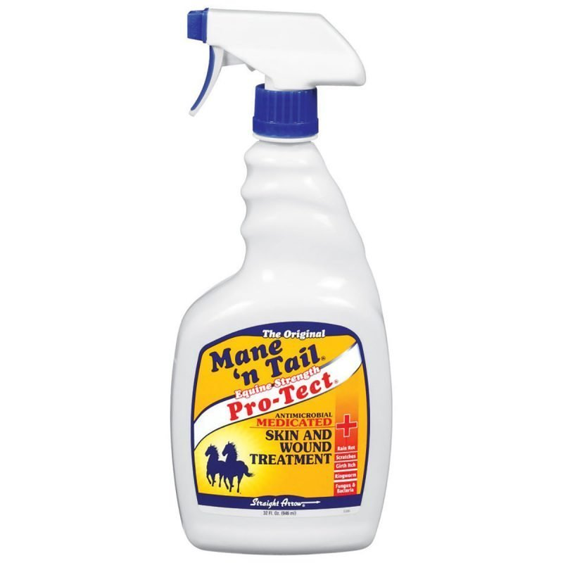 Mane N' Tail Protect Medicated Spray 946 ml