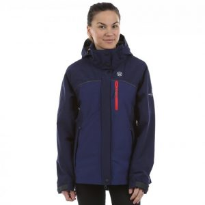 Mountain Horse Montreal Tech Jacket Ratsastustakki Sininen