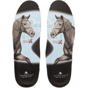 Mountain Horse ShockX -pohjallinen