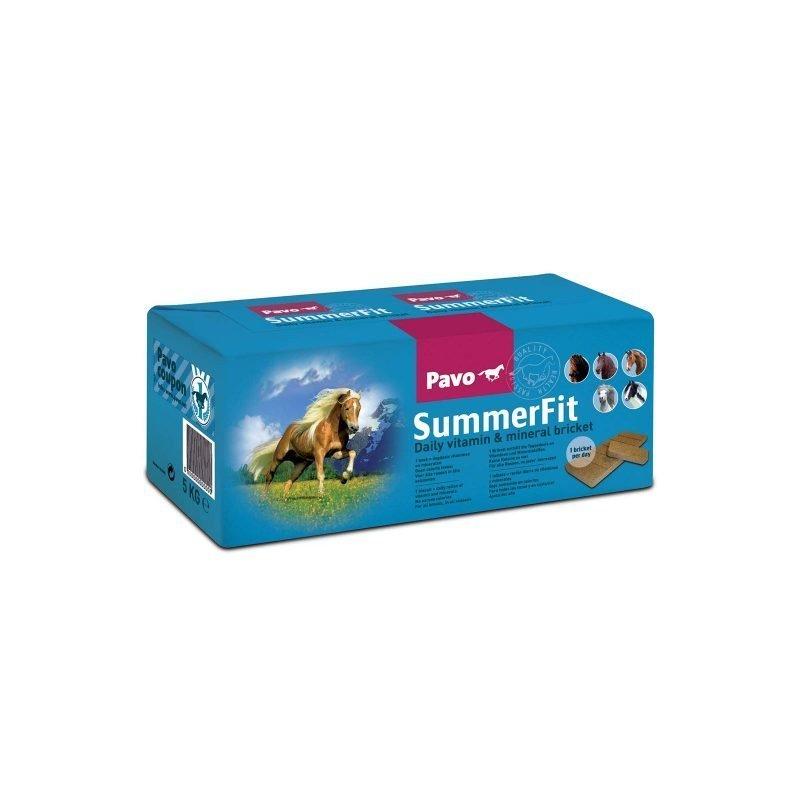 Pavo SummerFit (30 brickets)