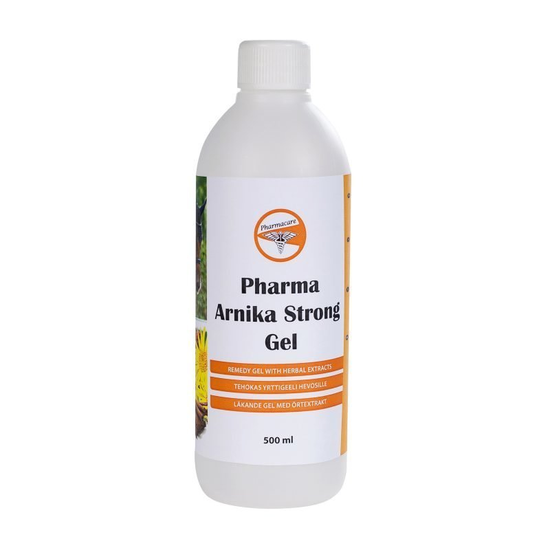 Pharma Arnika Strong Gel 500 ml