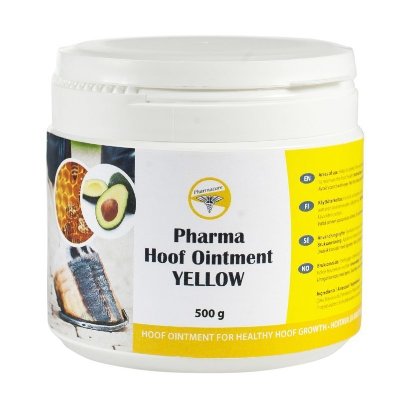 Pharma Hoof Ointment Yellow 500g