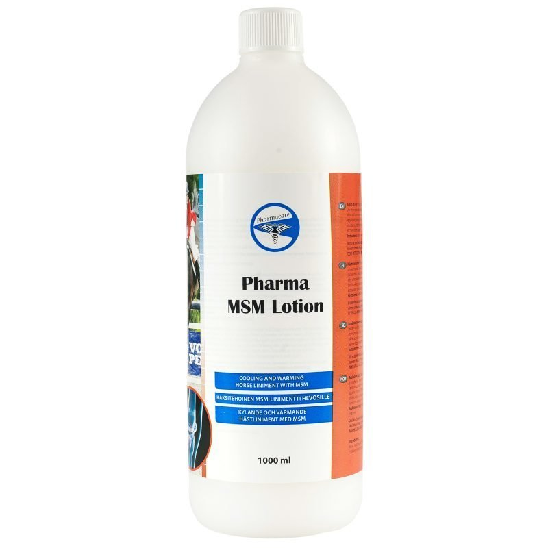 Pharma MSM Lotion 1000 ml
