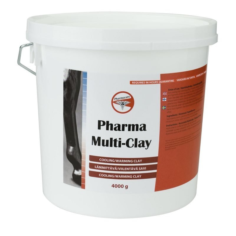 Pharma Multi-Clay savi 4x4 kg