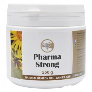 Pharmacare Linimentti 550g Pharma Strong