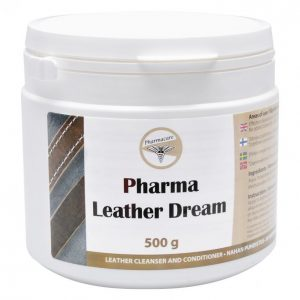 Pharmacare Nahanhoitoaine 500g Pharma Leather Dream