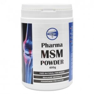 Pharmacare Rehuaine 600g Pharma Msm Powder