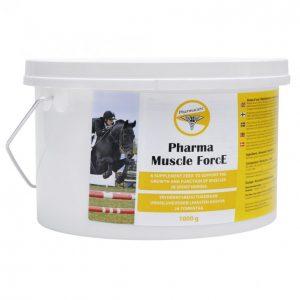 Pharmacare Täydennysrehu 1kg Pharma Muscle Force