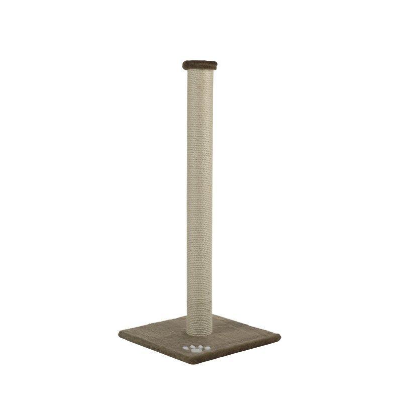 Raapimispuu Gina XL ruskea 40  cm x 40  cm x 90  cm