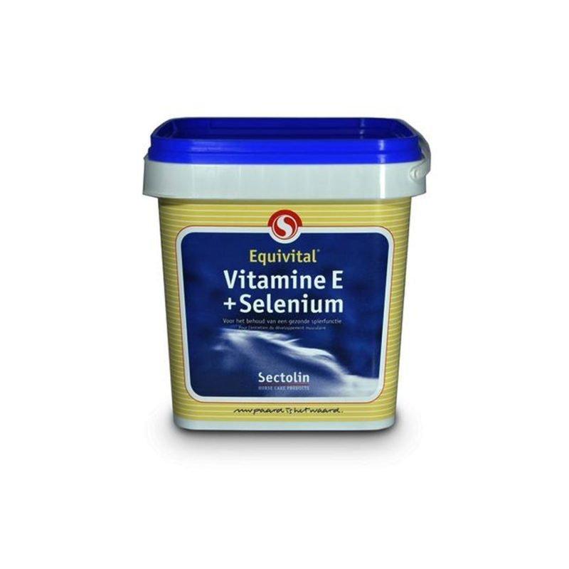 Sectolin E-vitamiini + Seleeni 1kg
