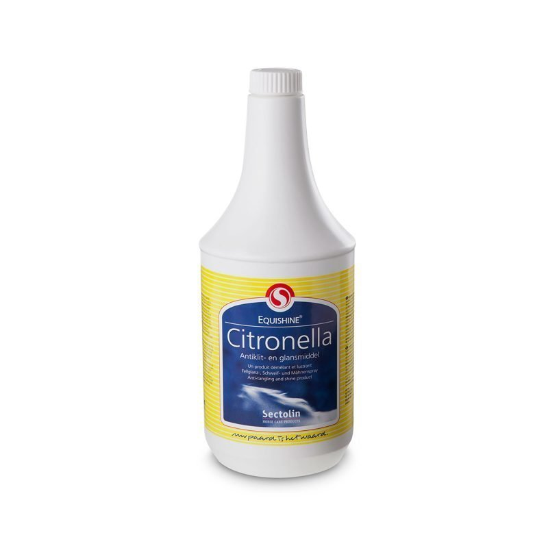 Sectolin EquiShine Citronella kiillotusaine 1000ml
