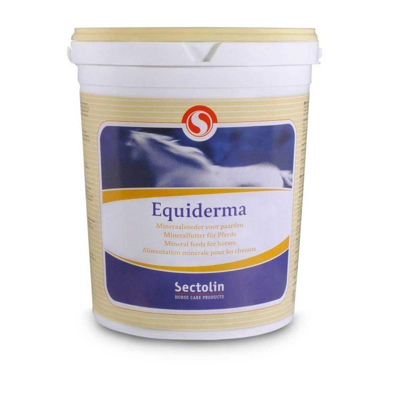 Sectolin Equiderma lisäravinne 750 g