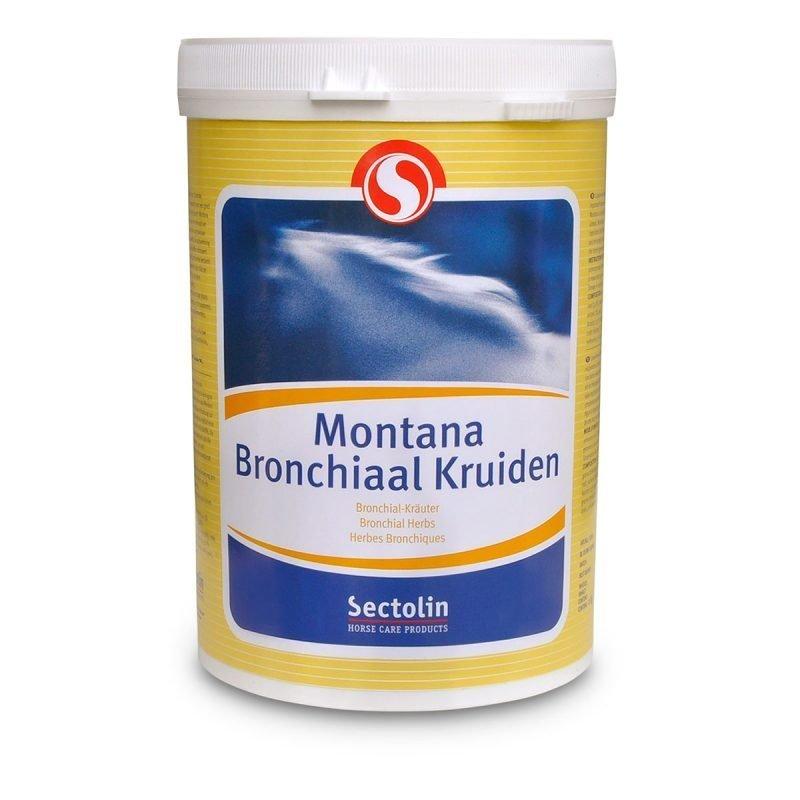 Sectolin Montana hengitysteitä hoitavat yrtit 1 kg