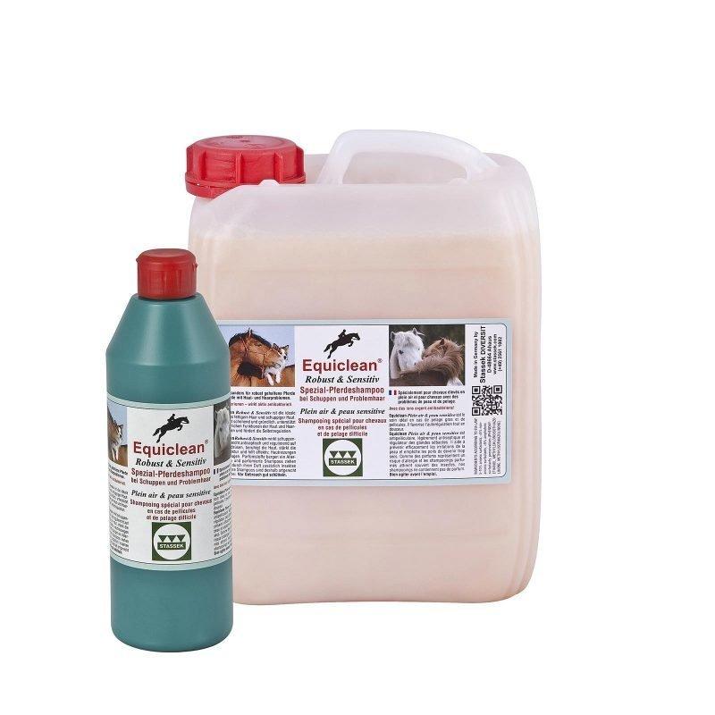 Stassek Equiclean Outdoor shampoo 5 litraa