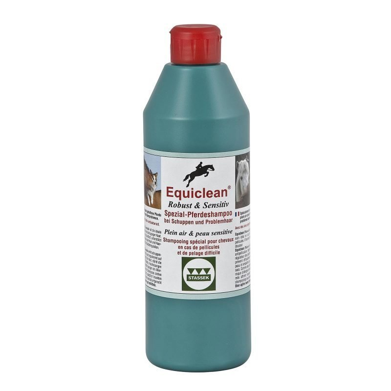 Stassek Equiclean Outdoor shampoo 500 ml