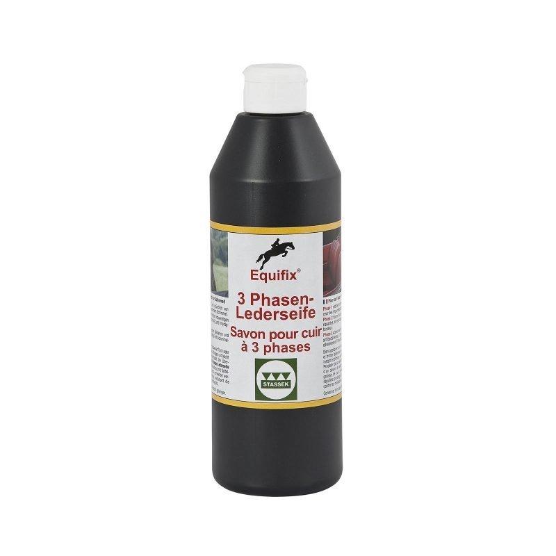Stassek Equifix 3-tehoinen nahkasaippua 2 litraa