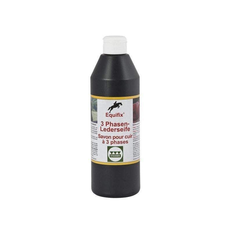 Stassek Equifix 3-tehoinen nahkasaippua 500 ml