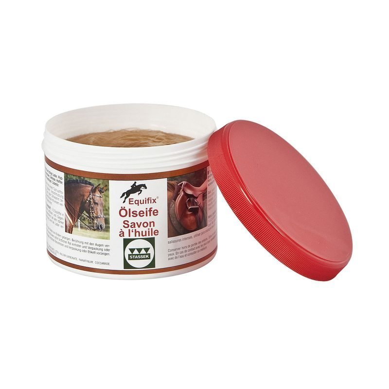 Stassek Equifix Creamy öljysaippua 500 ml