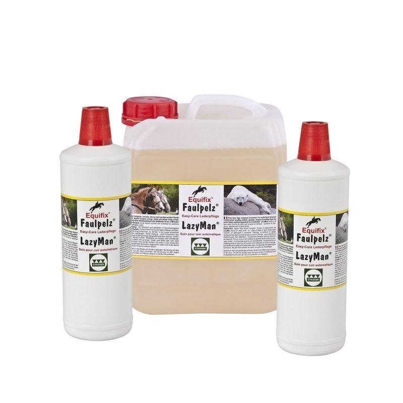 Stassek Equifix Lazy-Man nahan hoitoaine 2 litraa