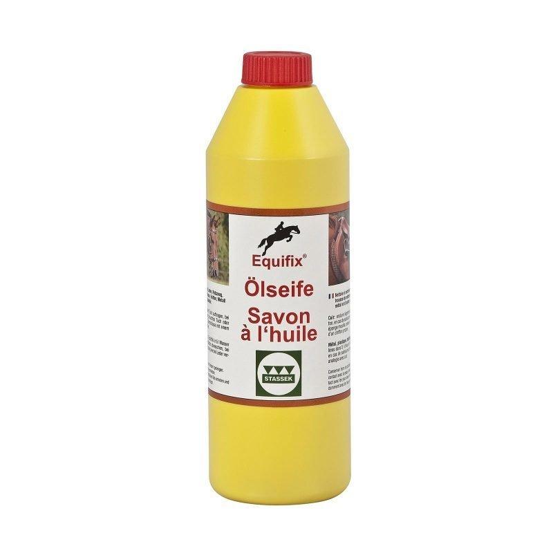 Stassek Equifix nestemäinen öljysaippua 500 ml