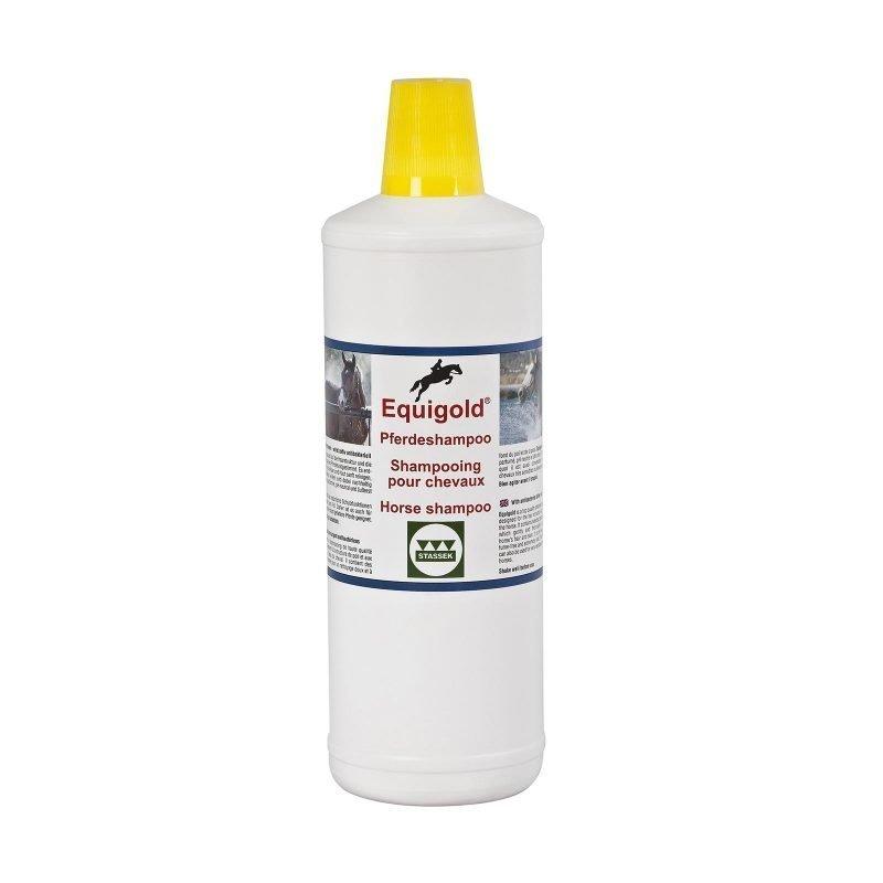 Stassek Equigold Standard hevosen shampoo 1 litra