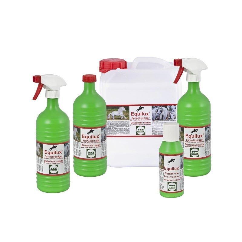 Stassek Equilux kanisteri 2 litraa