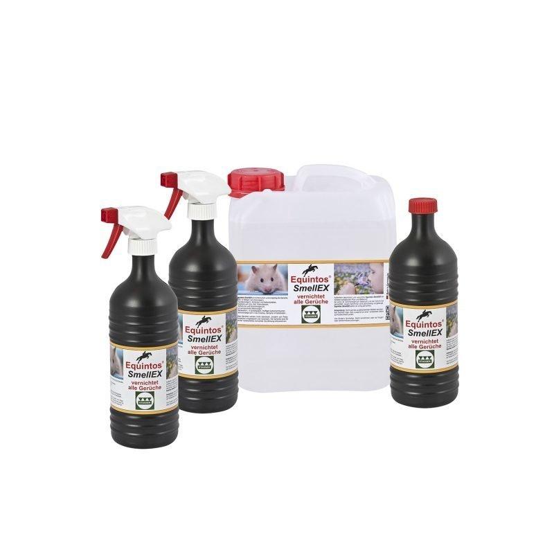 Stassek Equintos Smellex hajunpoistoaine 2 litraa