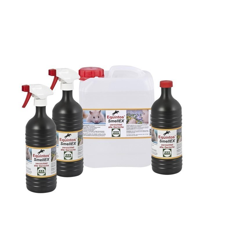 Stassek Equintos Smellex hajunpoistoaine 5 litraa
