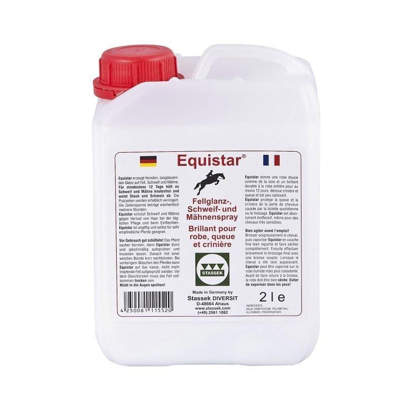 Stassek Equistar kanisteri 2 litraa