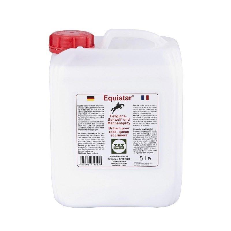 Stassek Equistar kanisteri 5 litraa