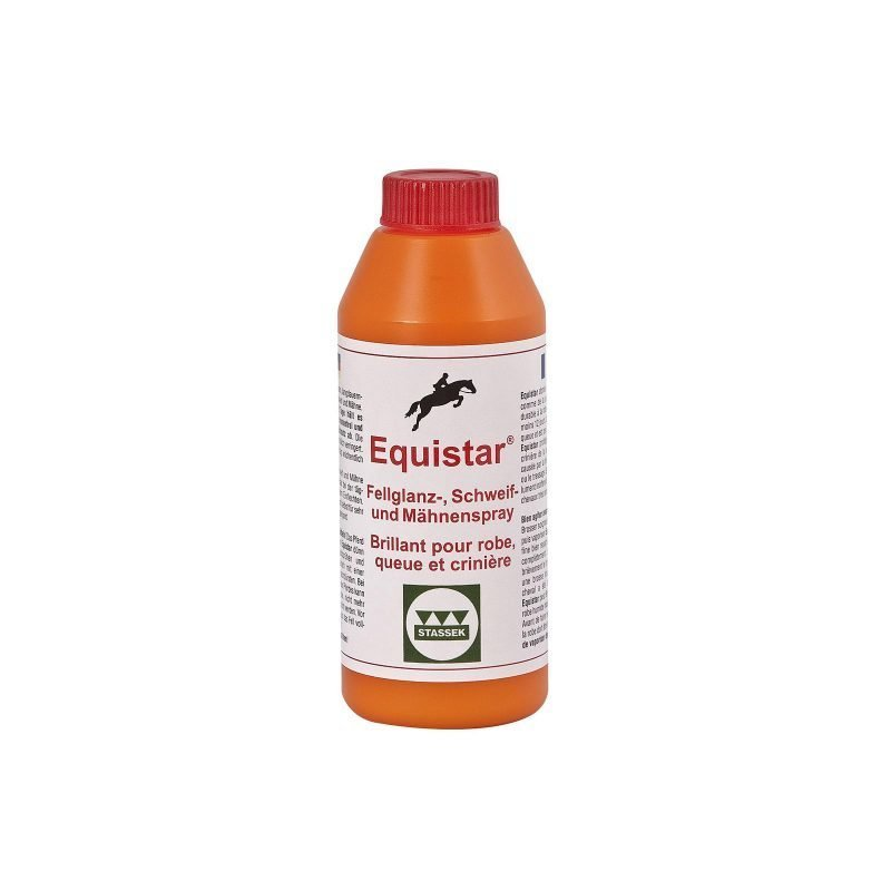 Stassek Equistar pullo 250 ml