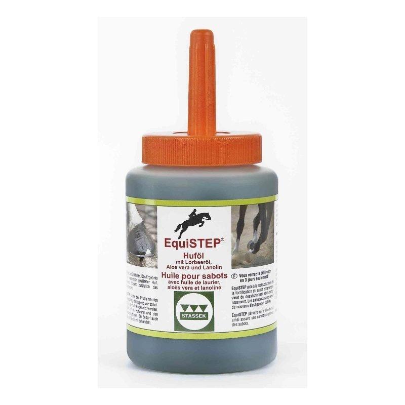 Stassek Equistep kavioöljy täyttökanisteri 2.5 litraa