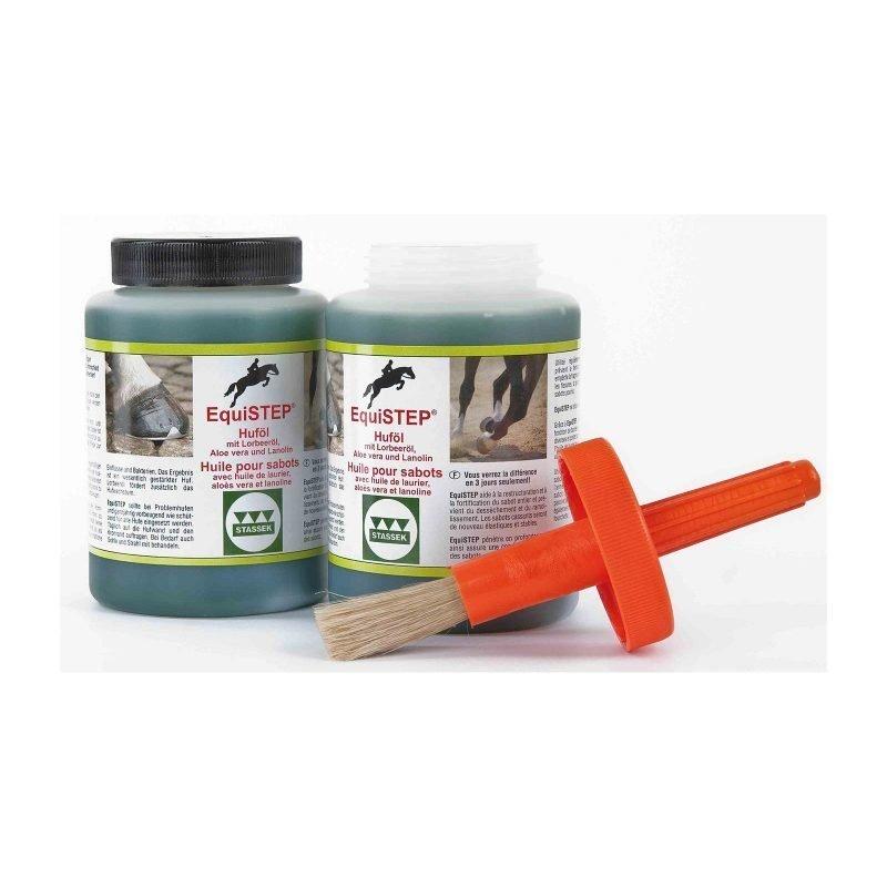 Stassek Equistep kavioöljy täyttökanisteri 5 litraa