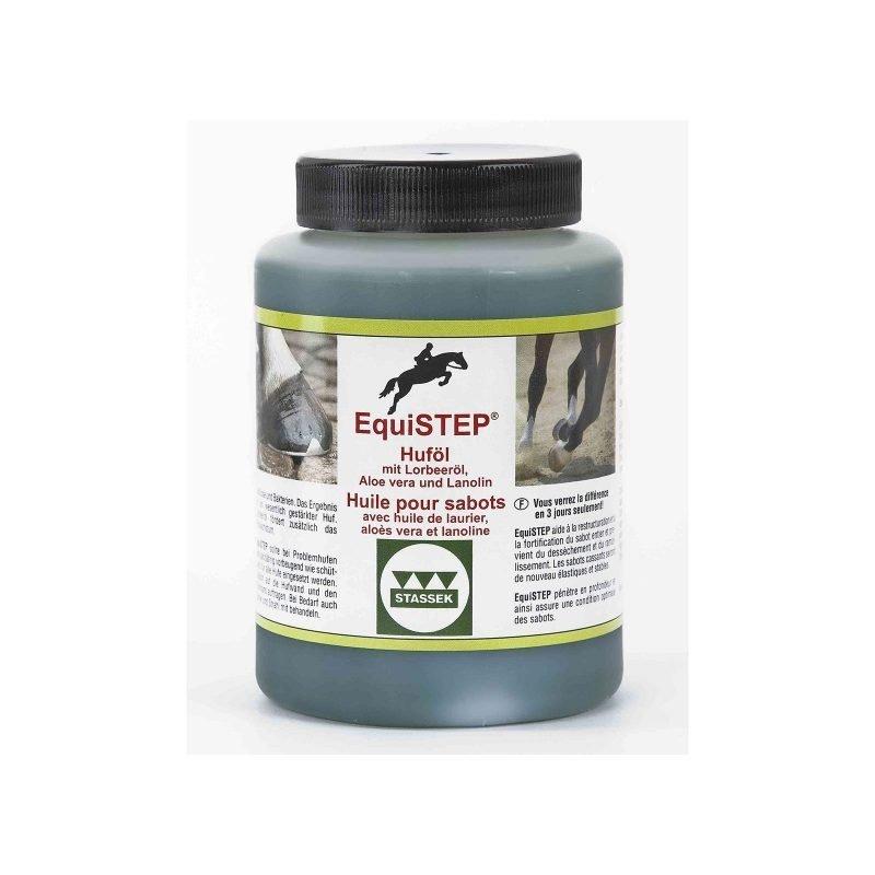 Stassek Equistep kavioöljy täyttöpullolle (ilman harja) 450 ml