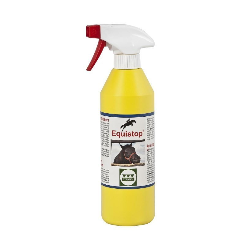 Stassek Equistop Anti-nibble pullo suihkesuuttimella 450