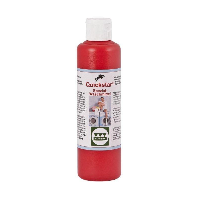 Stassek Quickstar pesuaine nahalle ja villalle 250 ml