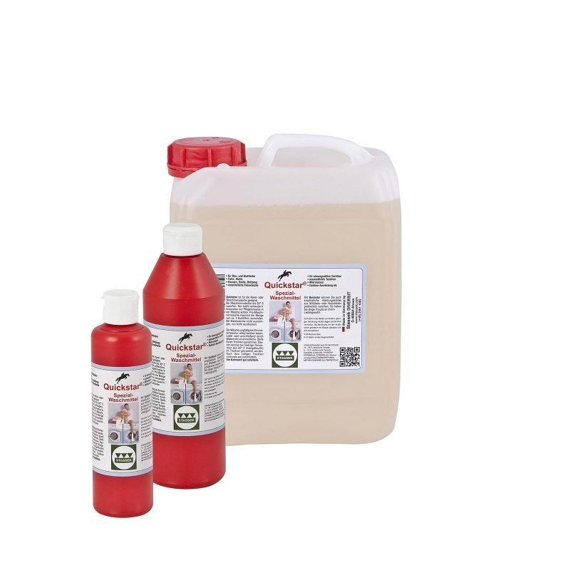 Stassek Quickstar pesuaine nahalle ja villalle 5 litraa