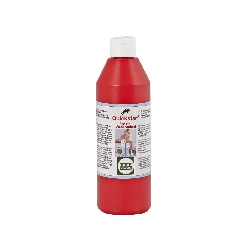 Stassek Quickstar pesuaine nahalle ja villalle 500 ml