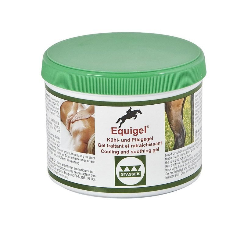 Stassek viilentävä ja rauhoittava Equigel 500 ml
