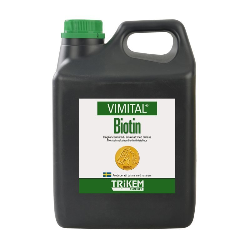 Trikem Vimital Biotin Liquid  2500 ml