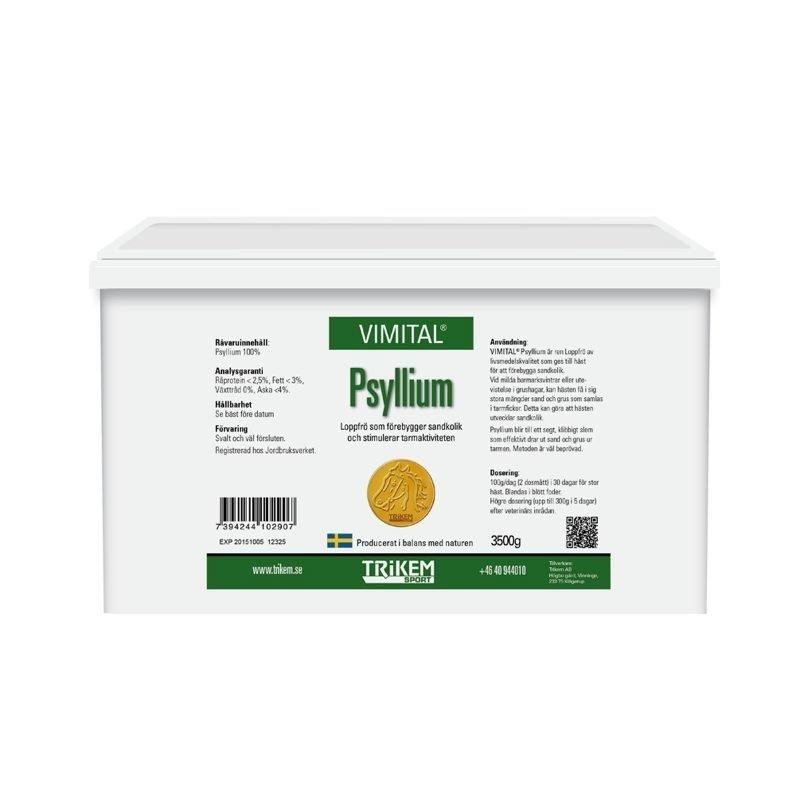 Trikem Vimital Psyllium 3500g