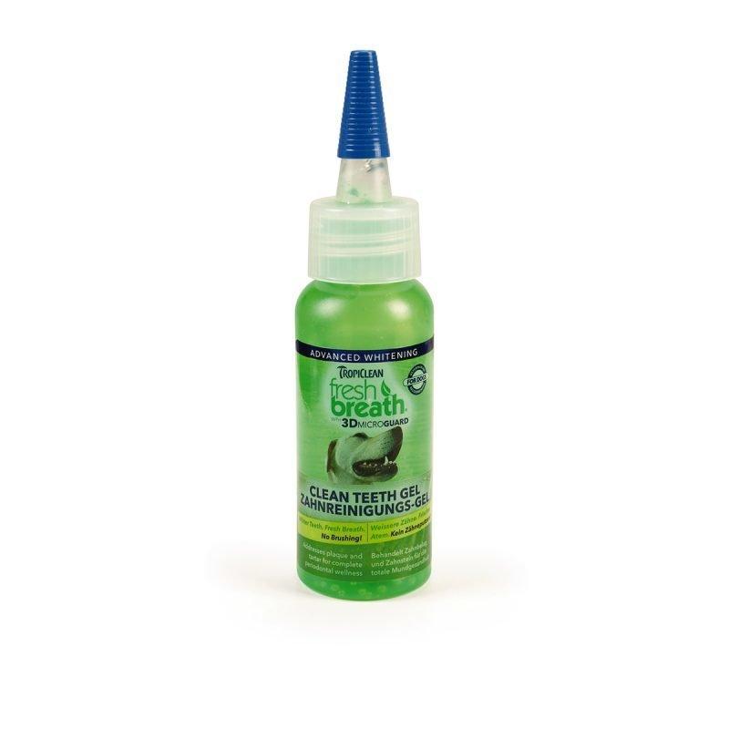 Tropiclean kehittynyt hampaidenvalkaisugeeli 59 ml