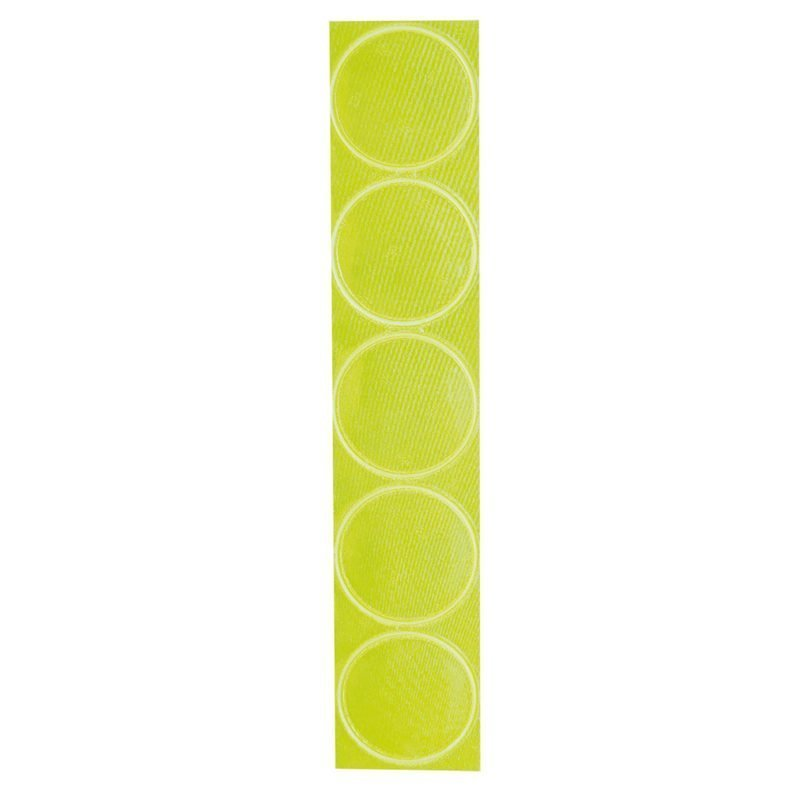 Wowow Valotikut 3M Keltainen 4cm halkaisija 5 kpl/pakkaus
