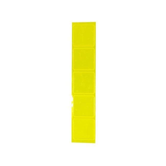 Wowow Valotikut 3M Keltainen neliö