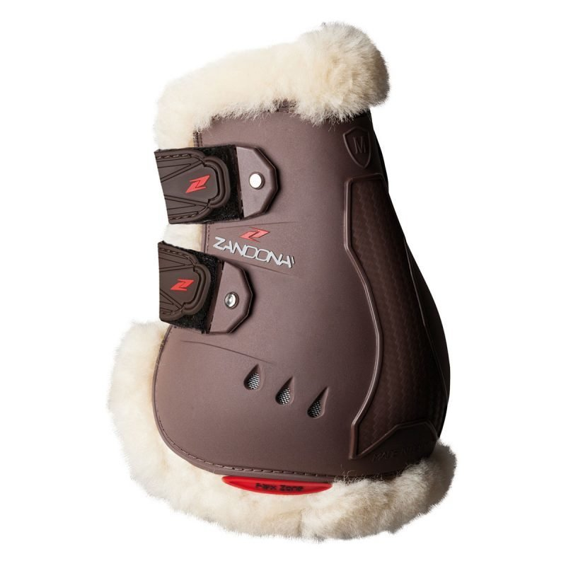 Zandona Carbon Air Sensitive + Active-Fit Velcro hivutussuojat